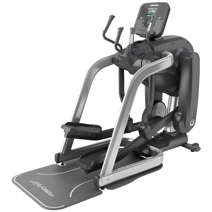 Life Fitness Platinum Club Series FlexStrider Variable-Stride Trainer with Explore Console