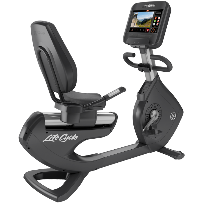 Life Fitness PCSR with SE3 Tablet Console