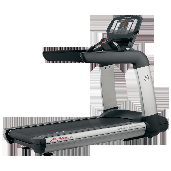 Life Fitness Platinum Club Treadmill
