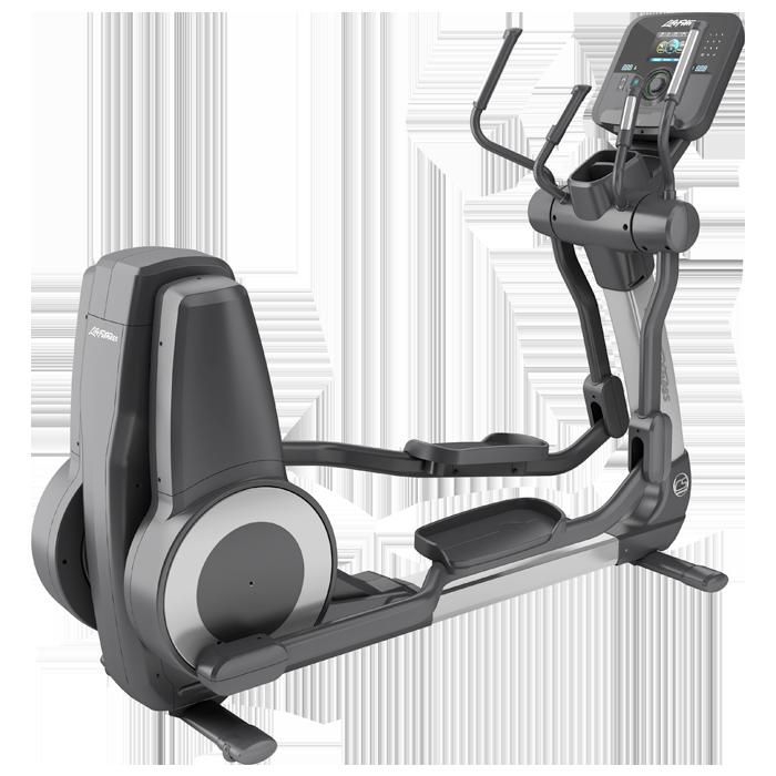 Life Fitness Platinum Club Series Elliptical with Explore Console