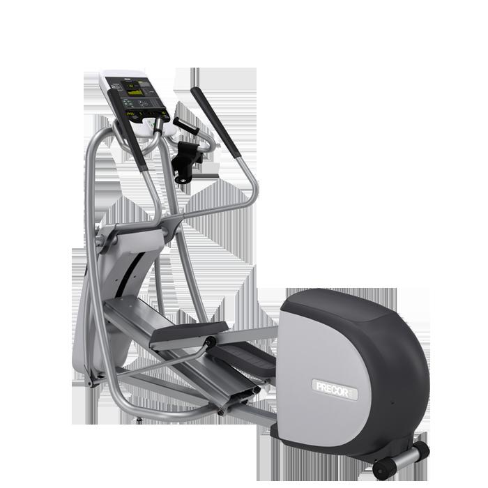 precor efx elliptical machine