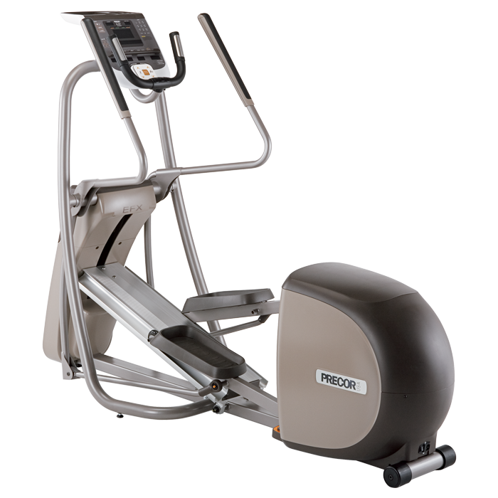 Precor EFX 5.37 Elliptical Fitness Crosstrainer