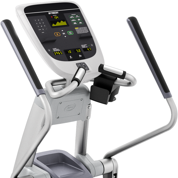 Precor EFX 815 Elliptical Fitness Crosstrainer