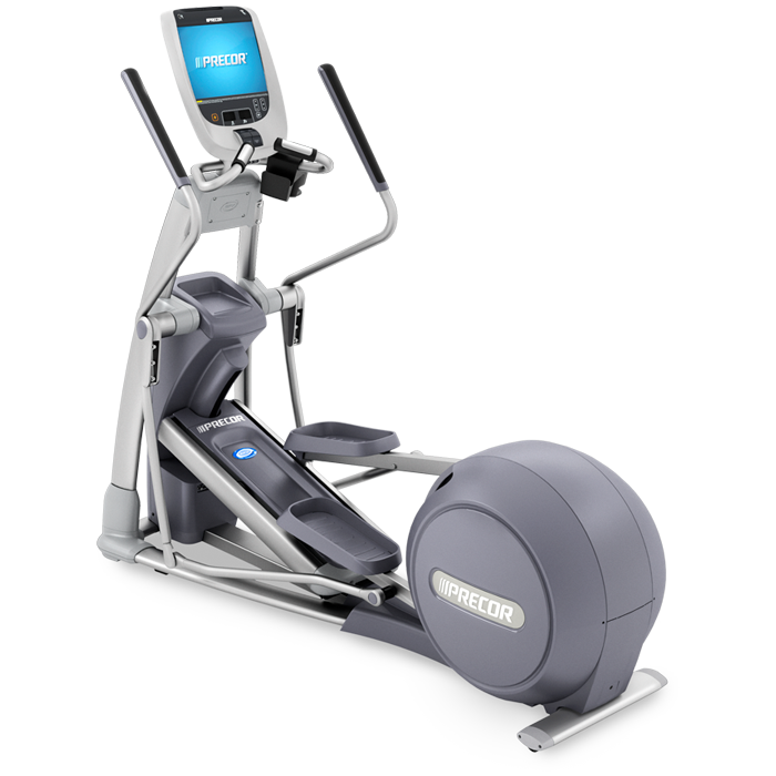 Precor EFX 885 Elliptical Fitness Crosstrainer