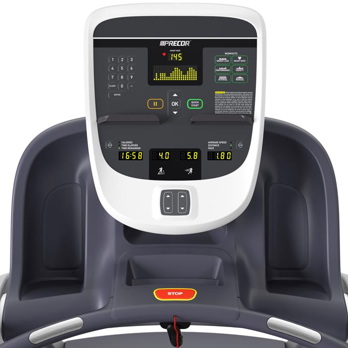 NEW Precor TRM 811 Treadmill