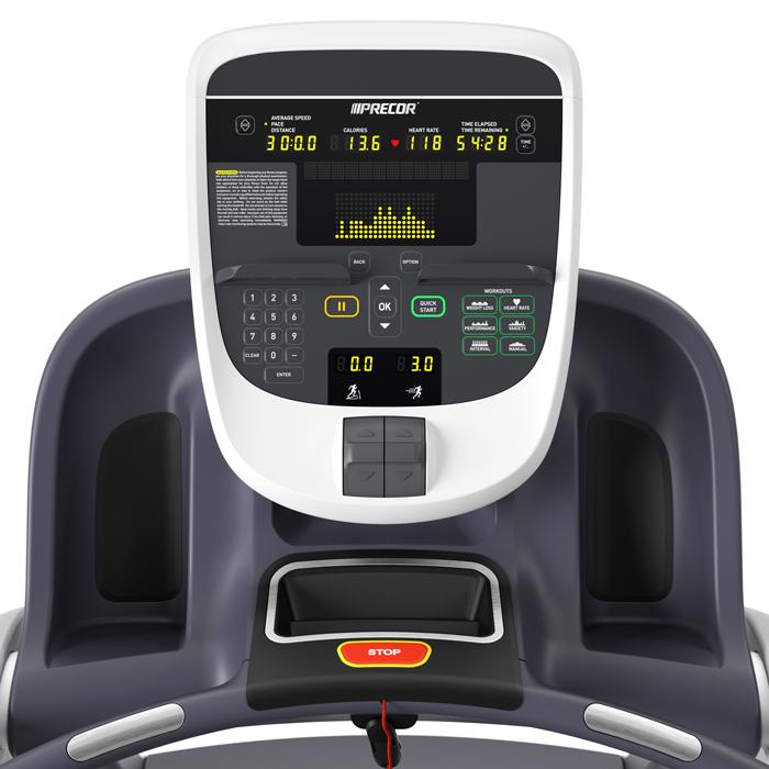 NEW Precor TRM 835 Treadmill