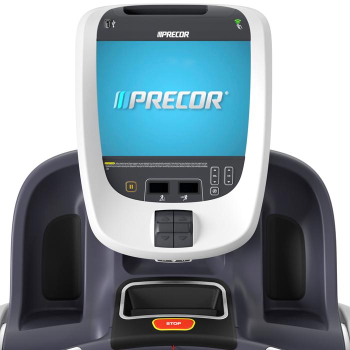 NEW Precor TRM 885 Treadmill