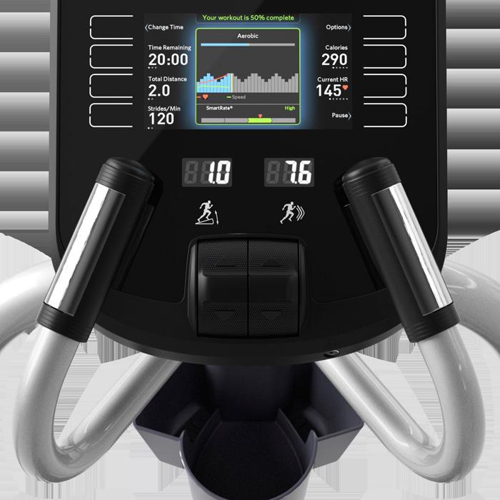 Precor EFX 245 Elliptical Fitness Crosstrainer