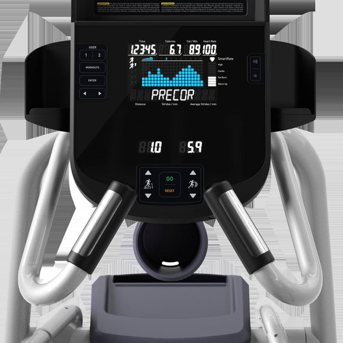 Precor EFX 425 Elliptical Fitness Crosstrainer  - Floor Model