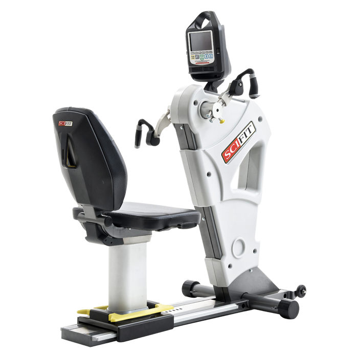 SCIFIT PRO1000 Upper Body with Bariatric Seat