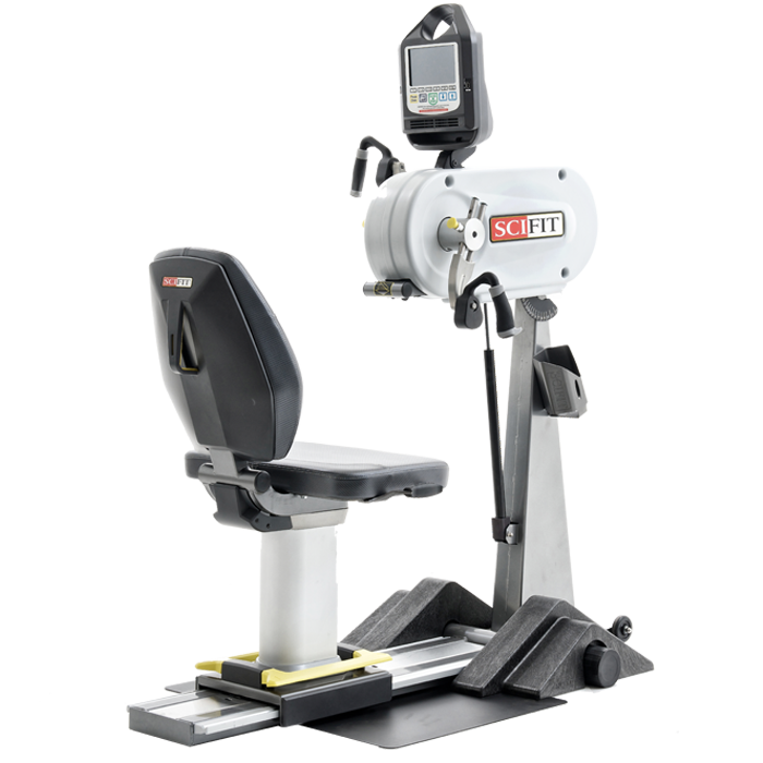 SCIFIT PRO1 Upper Body with Bariatric Seat