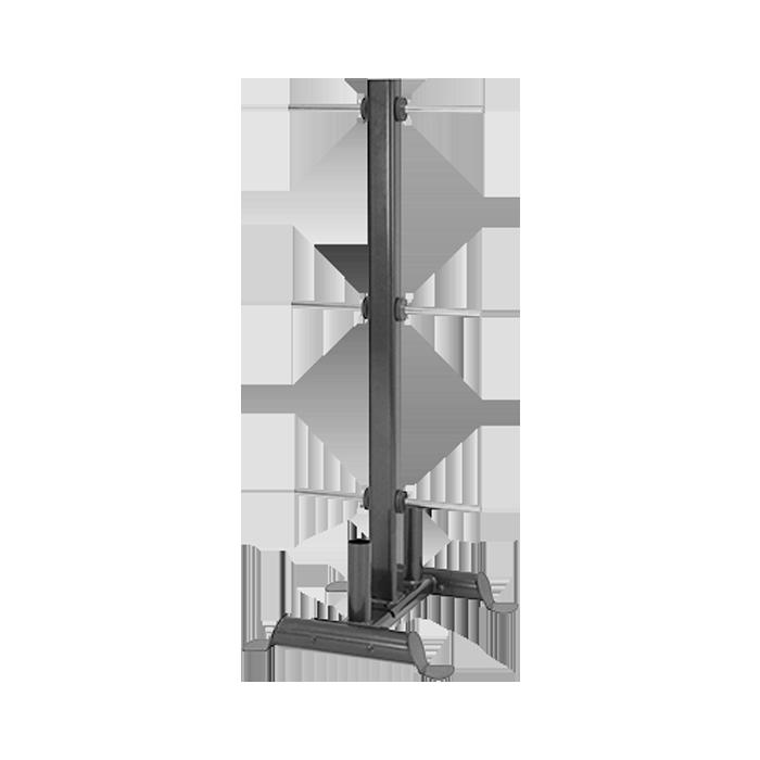 Inspire Fitness Bumper Plate Tree