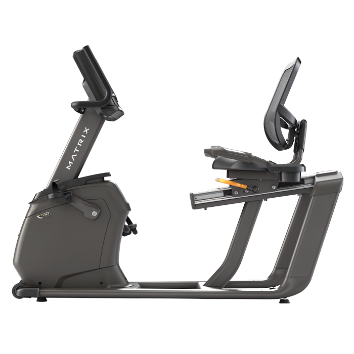 Matrix R30 Recumbent Bike with XER Console