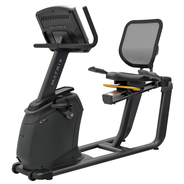 Matrix R30 Recumbent Bike with XR Console