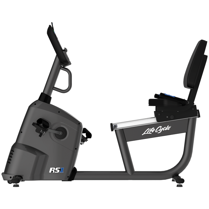 Life Fitness RS1 Recumbent Lifecycle