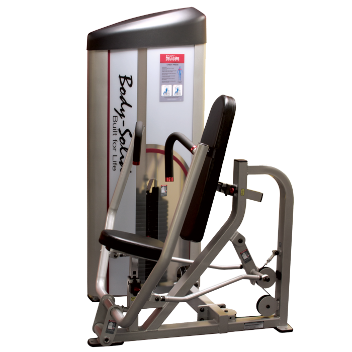 Body-Solid Pro Clubline Series II Chest Press Machine