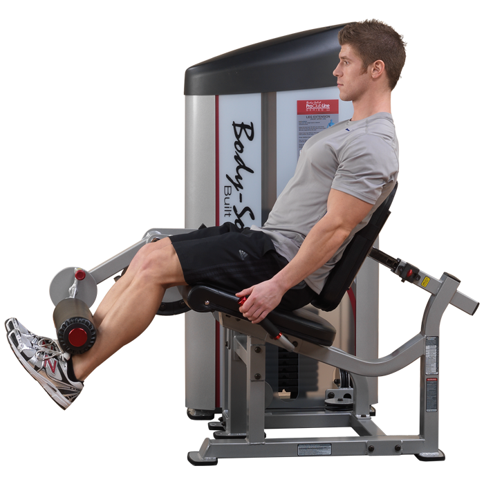 Body-Solid Pro Clubline Series II Leg Extension