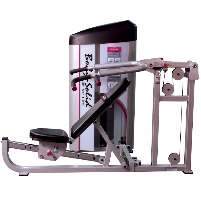 Body-Solid Pro Clubline Series II Multi Press