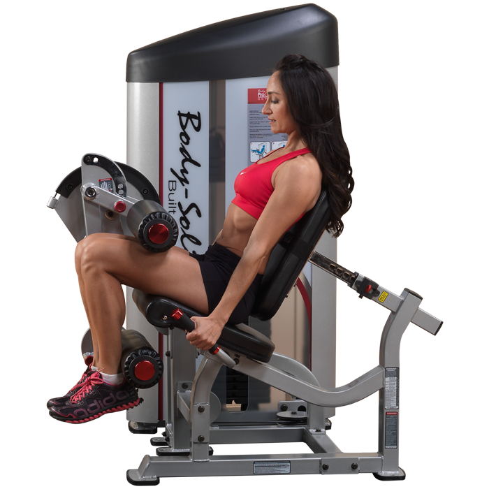 Body-Solid Pro Clubline Series II Seated Leg Curl
