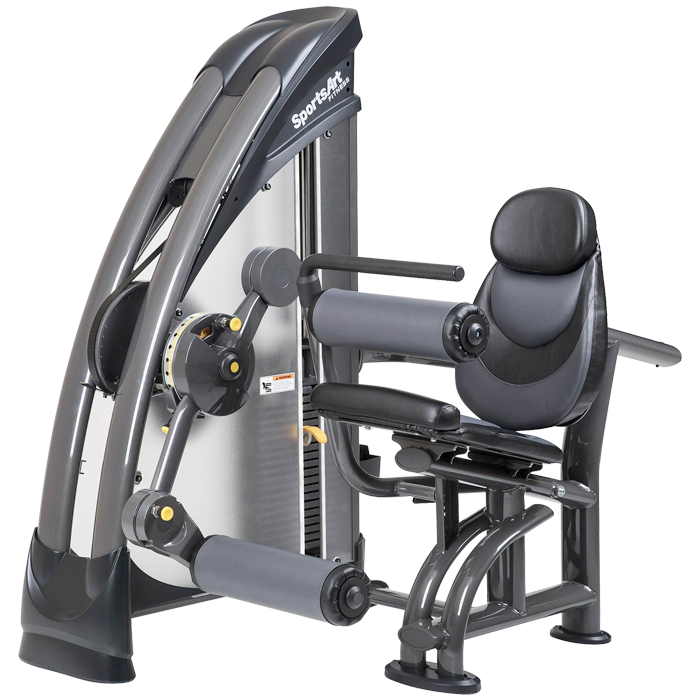 SportsArt Seated Leg Curl S959