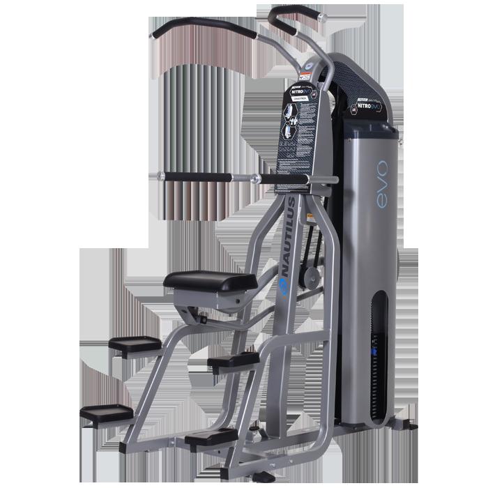 gravitron exercise machine