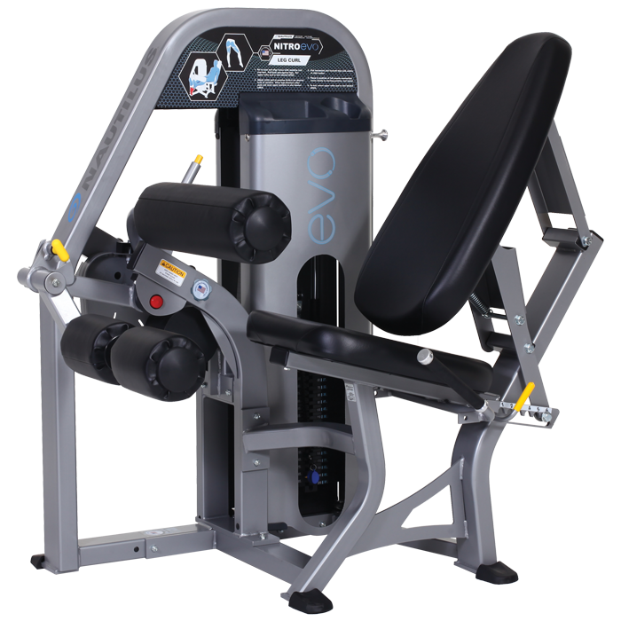 nautilus leg curl machine