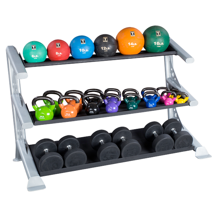 Body-Solid Pro ClubLine Modular Storage Rack