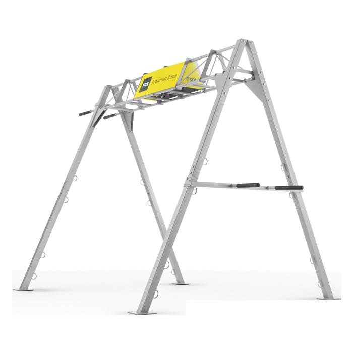 10' S-Frame TRX Suspension Trainer Zone