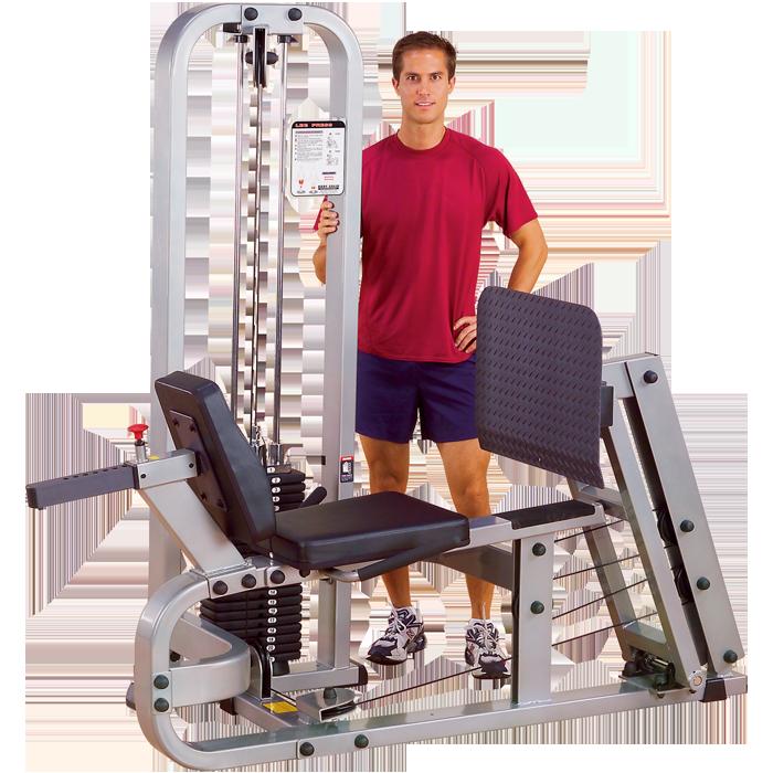 Body-Solid ProClub Line Leg Press