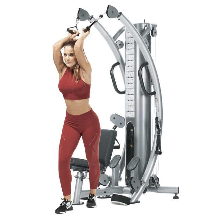 Six-Pak Functional Trainer