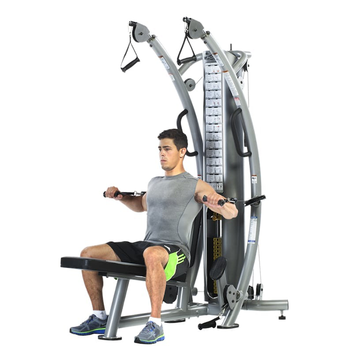 TuffStuff Six-Pak Functional Trainer (SPT-7)