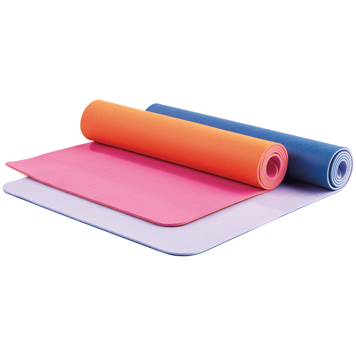 Stott Pilates Eco-Friendly Mat (mango - watermelon)