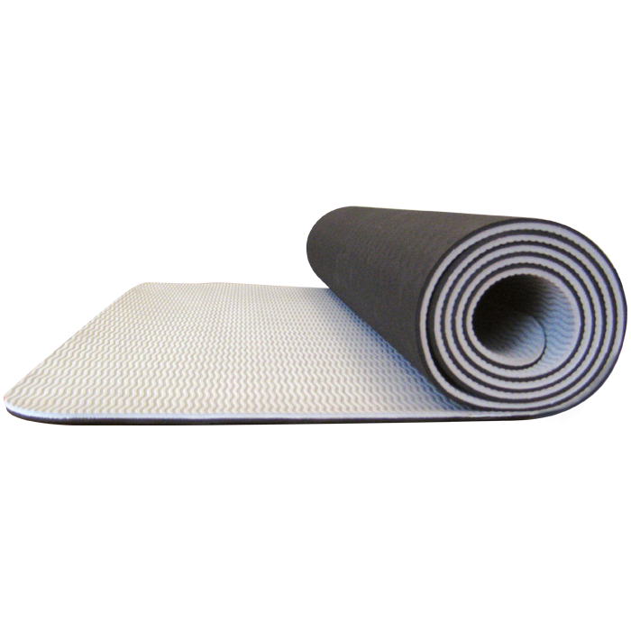 Stott Pilates Eco-Friendly Mat (onyx - stone)