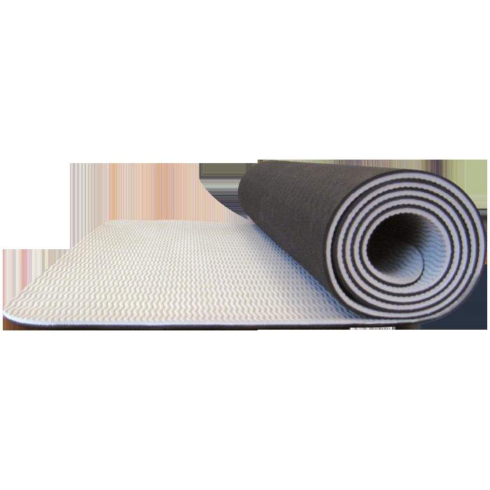 Stott Pilates Eco-Friendly Mat (onyx - stone)