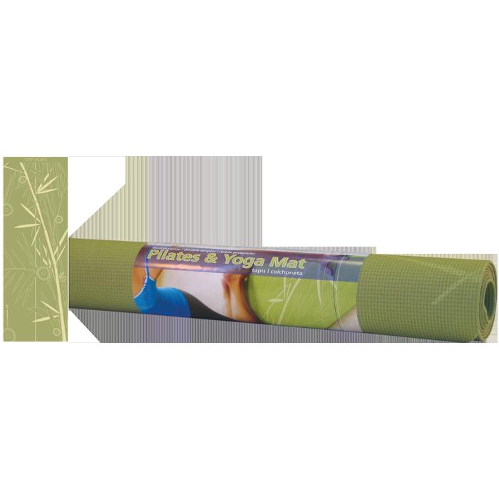 Stott Pilates Pilates & Yoga Mat 4mm (Regenerate)