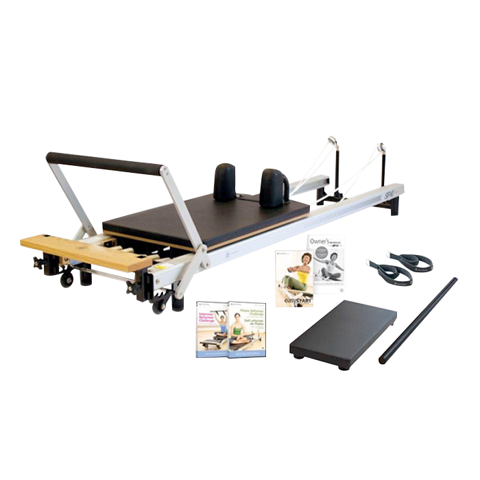Stott Pilates At Home SPX Reformer with Props Bundle