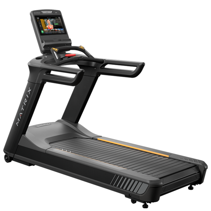 Matrix Performance Plus Touch Treadmill