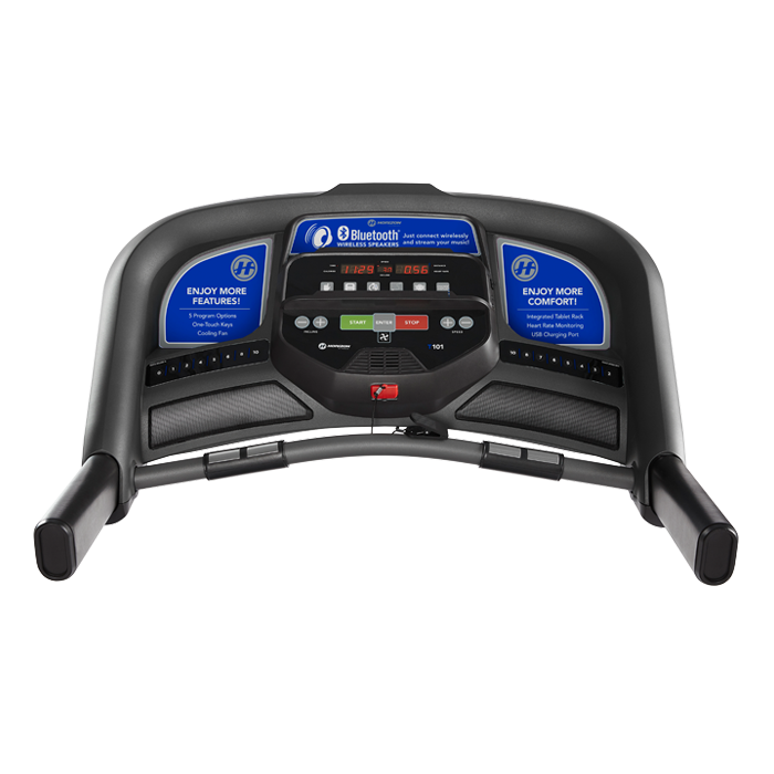 Horizon T101-04 Treadmill