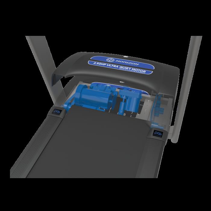 Horizon T101-05 Treadmill