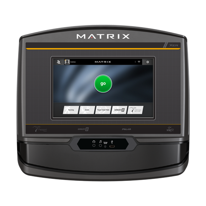 Matrix T30 Treadmill with XER Console