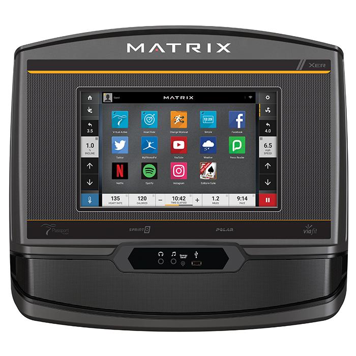 Matrix T30 Treadmill with XER Console