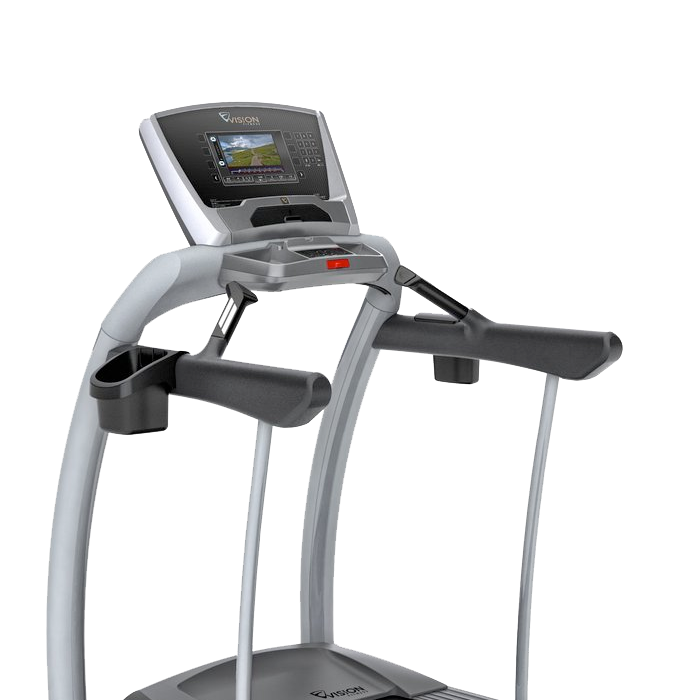 Vision T40 Treadmill with Elegant+ Console