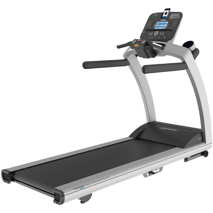 Life Fitness T5 Treadmill with Track+ Console