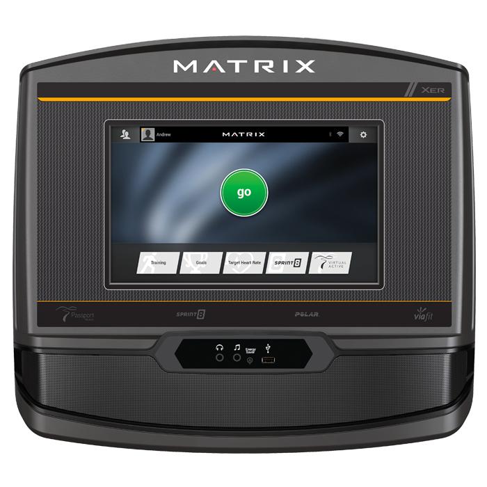 Matrix T50 Treadmill with XER Console (Console Remanufactured)