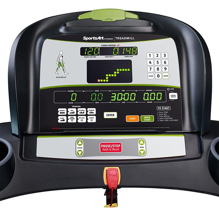SportsArt T615-EG Treadmill