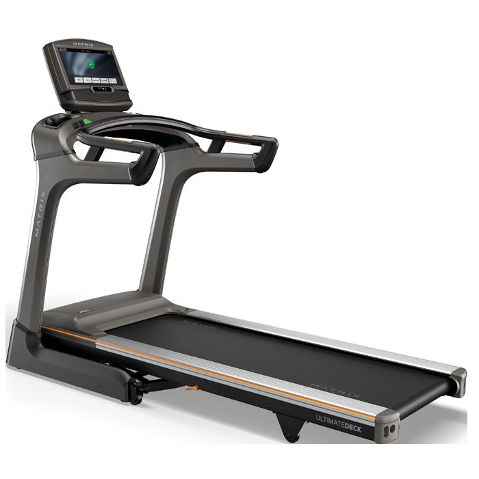 Matrix TF50 Folding Treadmill with XIR Console