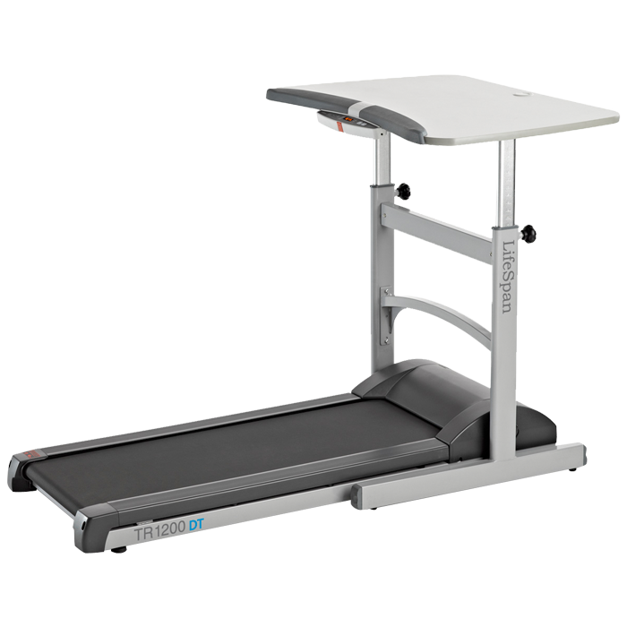 LifeSpan TR1200DT Treadmill with Treadmill Desk (2012 Model)