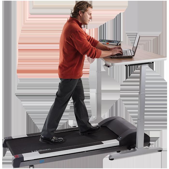 LifeSpan TR5000DT3 Treadmill Desk