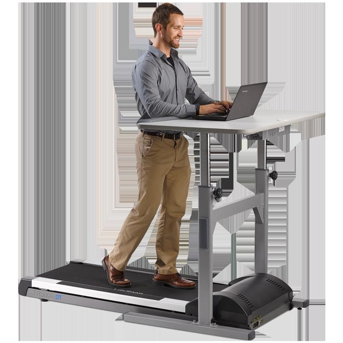 LifeSpan TR5000-DT5 Treadmill Desk