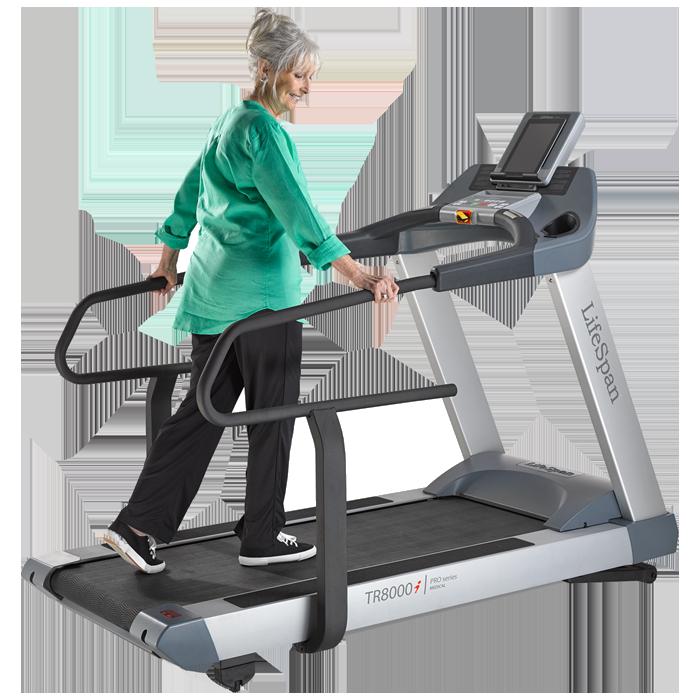 Lifespan TR8000i Medical Treadmill